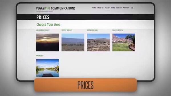 Vegas Wifi Communications - Licensed Microwave Las Vegas - Redundant Wireless Circuits Las Vegas - Streamable