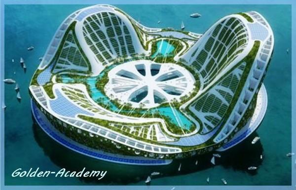 créer un forum : Golden Academy