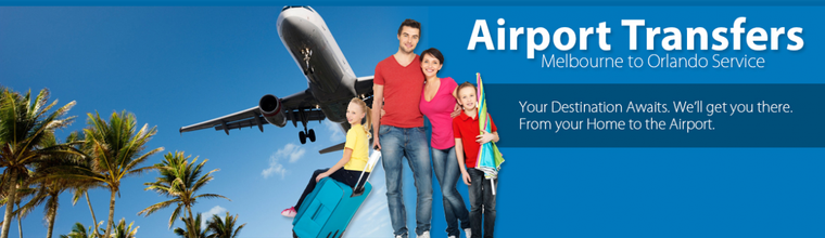 Melbourne FL Airport Shuttle Transportation | 321-574-8484