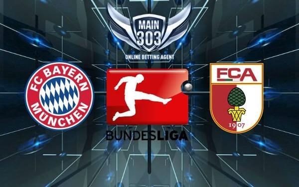Prediksi Bayern Munchen vs Augsburg 12 September 2015