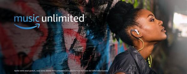Amazon Music Unlimited - Écoutez 50 millions de titres maintenant