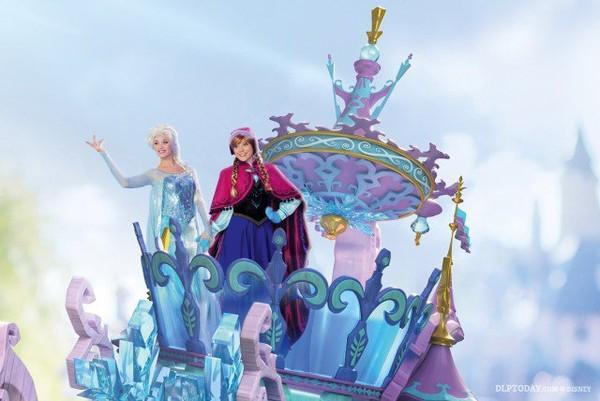 La Parade pour les 25 ans de Disneyland Paris en détails !