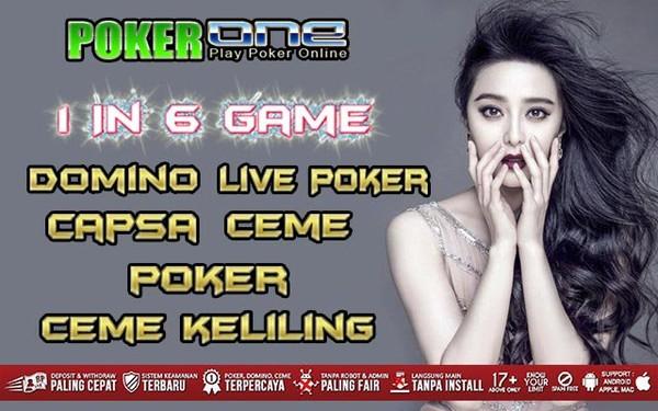 Cara Mudah Belajar Poker-1one Saat Ini