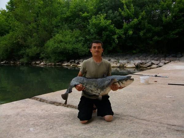 La pêche en eau douce