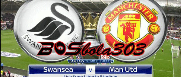 Prediksi Swansea City vs Manchester United 19 August 2017