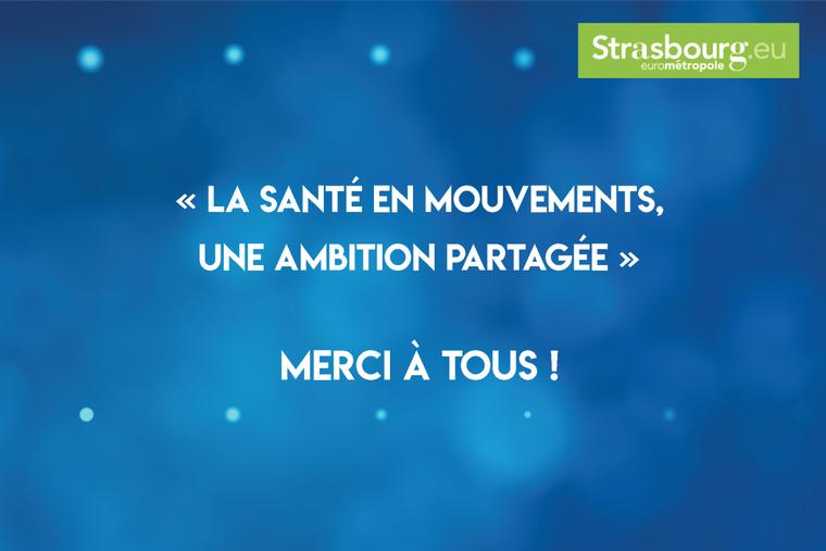 """Strasbourg candidate : """"Santé en mouvements, une ambition partagée"""" - Medtech Strasbourg"""