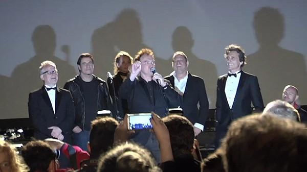 """Cannes 2014 N°52 - Quentin Tarantino : """"Combien d'entre vous ont vu """"Pulp Fiction... sur une plage ?"""""""