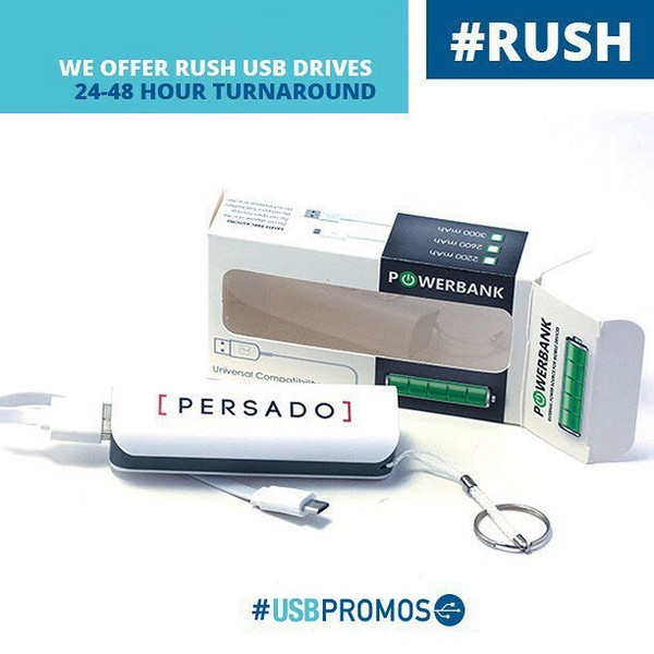 Custom Rush Promotional Products