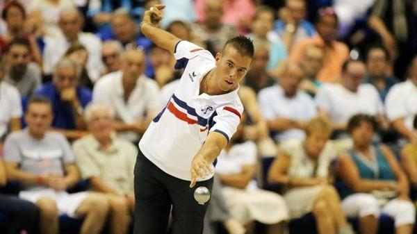 Pétanque : Dylan Rocher, un des meilleurs joueurs au monde - France 3 Provence-Alpes