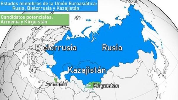 Presidente ruso ratifica acuerdo sobre Unión Euroasiática | elcomunista.net