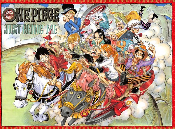 Scan One Piece 771 Page 2