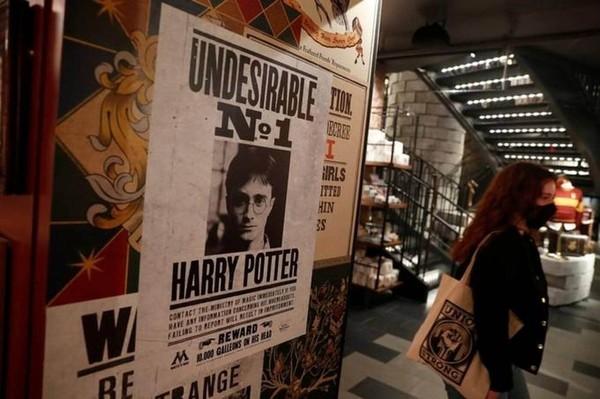 Voici à quoi ressemble le plus grand magasin Harry Potter du monde, qui vient d'ouvrir ses portes - Edition du soir Ouest-France - 04/06/2021