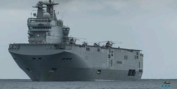 Coronavirus : 2 navires militaires de l'armée française sont attendus aux Comores