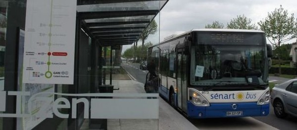 Essonne : Veolia retire les bus d'une ligne après un accident