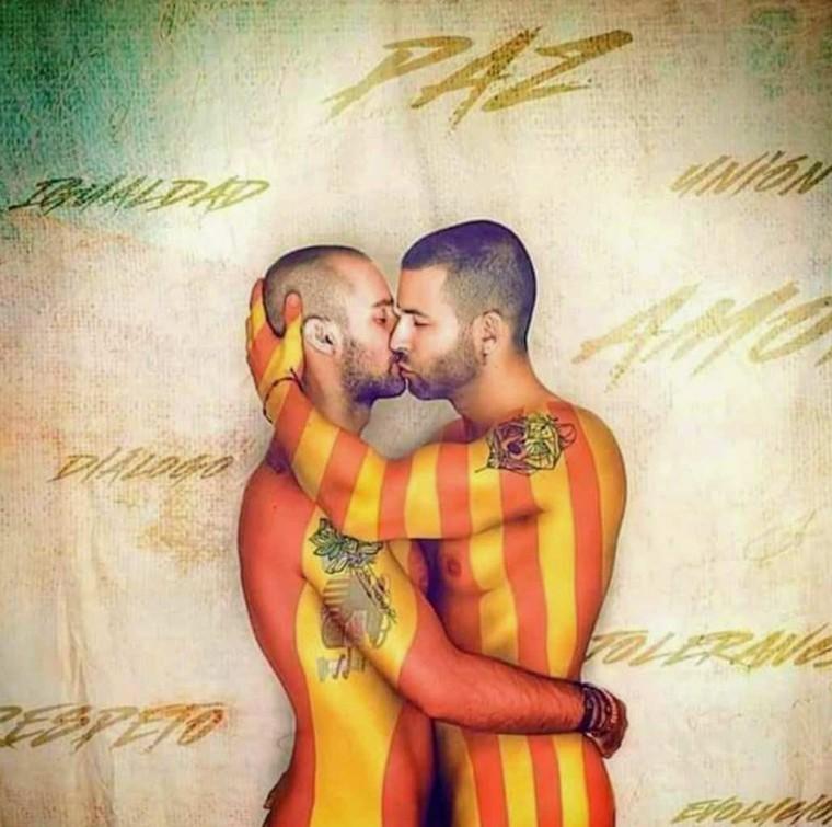 L'unité de l'Espagne ne se négocie pas. - LNO