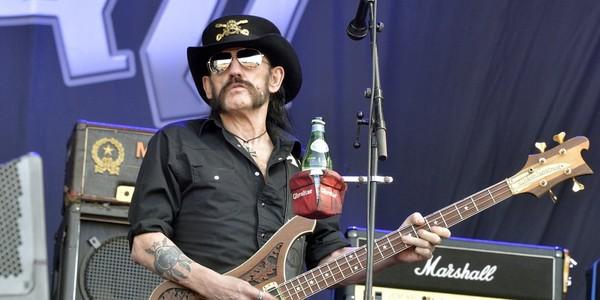Lemmy Kilmister, le leader de Motörhead, est mort