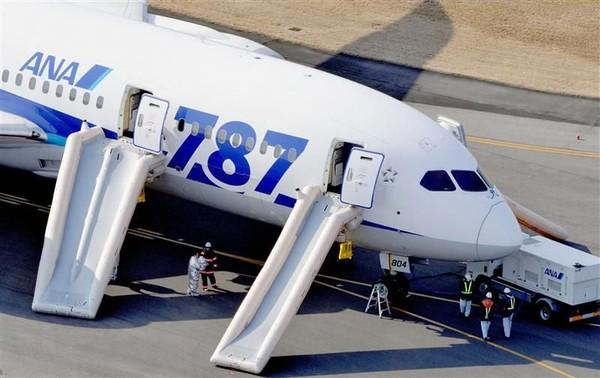 Les Boeing 787 interdits de vol dans le monde entier