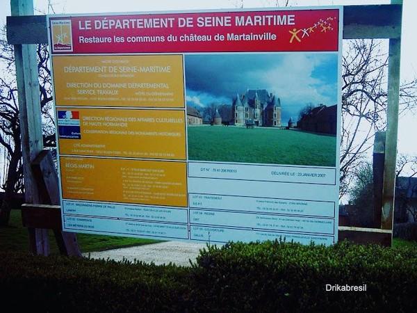 VIAGEM : MARTAINVILLE-ÉPREVILLE FRANCE
