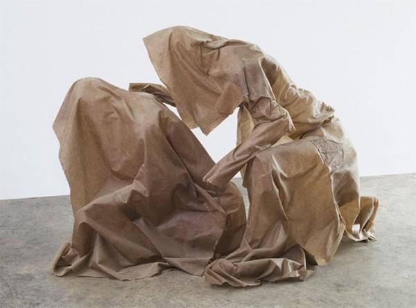 Exposition Art Blog: Robert Morris - Spectral Shrouds - Conceptual Art
