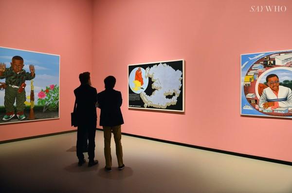 À la Fondation Louis Vuitton, l'art africain traverse les frontières