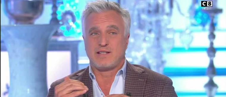 """Matt Pokora, sauveur de David Ginola ? """"On a tissé une histoire pour la Une des journaux"""" (VIDEO)"""