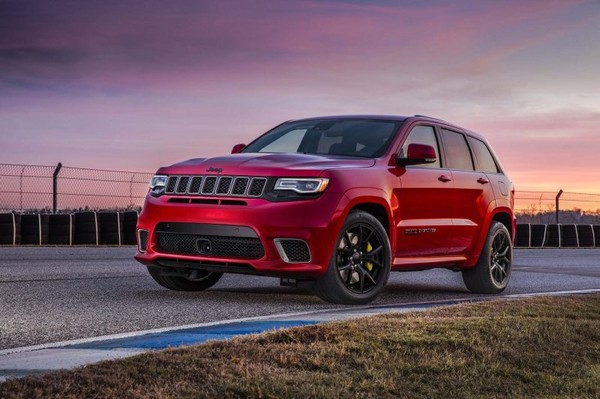 Jeep Grand Cherokee more expensive than Dodge Challenger SRT Demon