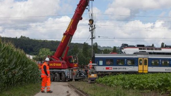 Accident de train en Suisse : la victime était un Français
