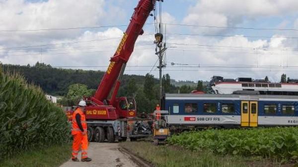 Accident de train en Suisse : la victime était un Français
