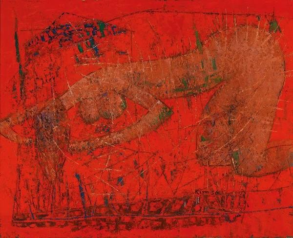 Exposition Art Blog: Kim Heungsou - Korean Contemporary Art