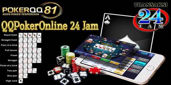 Daftar Game Judi Poker Online