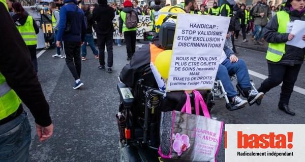 Les personnes en situation de handicap suspectées à leur tour d'être des « fraudeurs »