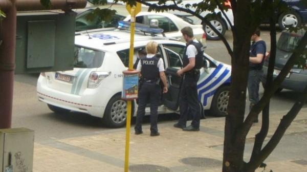 Police de Charleroi: il y a trop d'absents au service d'intervention