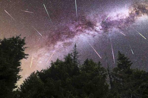 Étoiles filantes des Perséides: jusqu'à 110 étoiles filantes par heure le 12 août