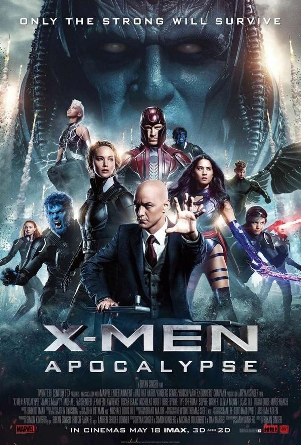 X-men Apocalypse - 2016