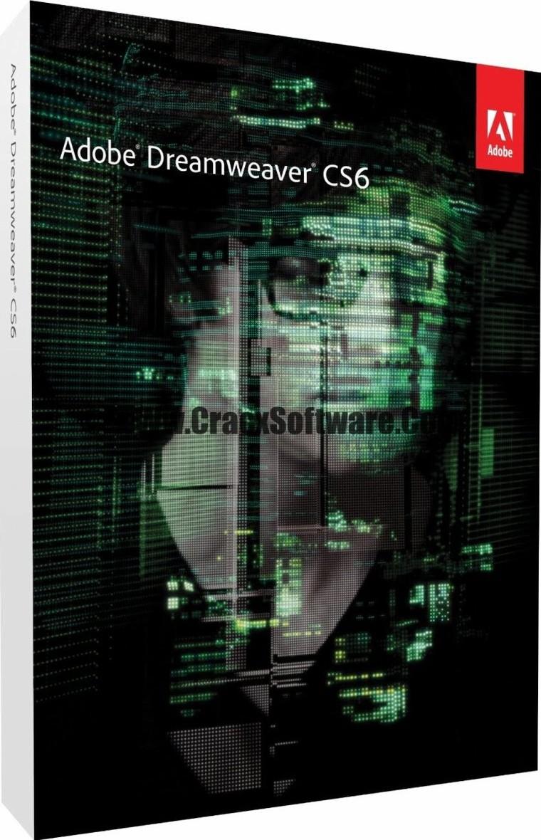 Adobe Dreamweaver CS6 Crack Dll Patch Free Download