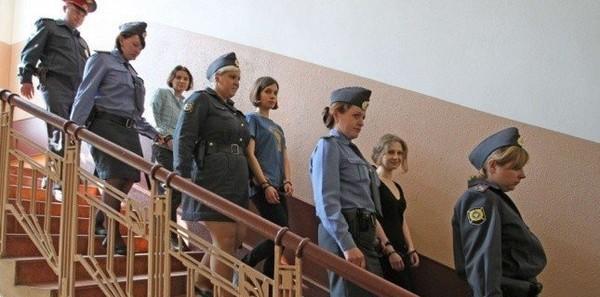 Pussy Riot : à quoi ressemble un camp de prisonnières russes ?