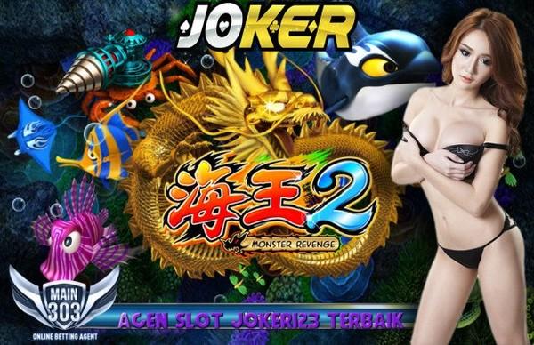 Agen Slot Joker123 Terbaik