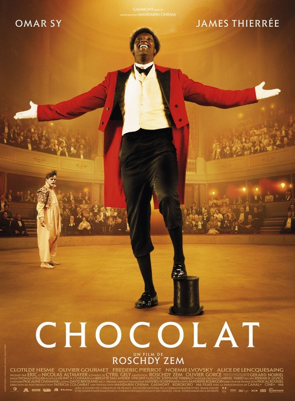 Chocolat en streaming.