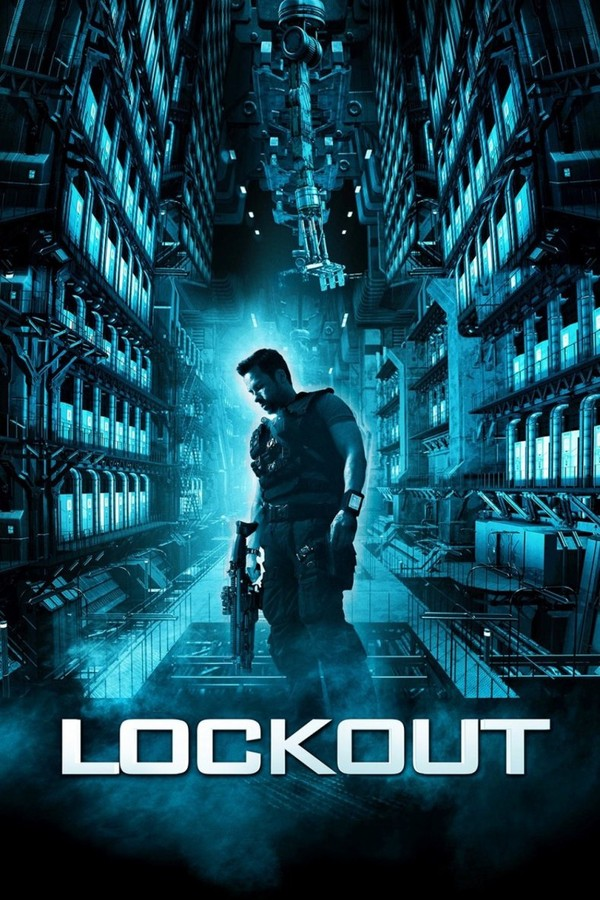 Lock Out (2012) [HD]