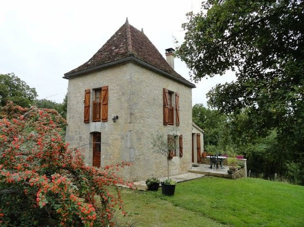 Gîte rural 5 pers. Lot - Location Peyralat St Cernin 46