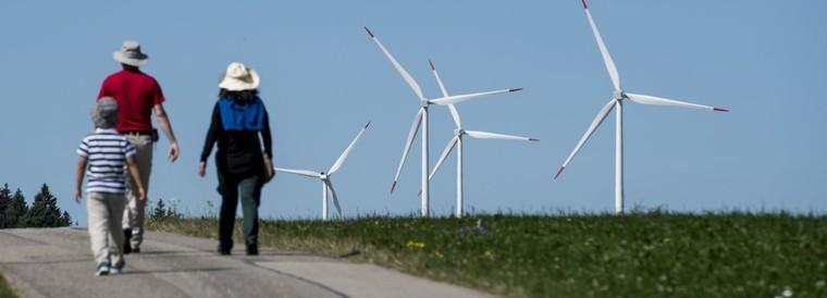 Les éoliennes, une histoire d'amour-haine
