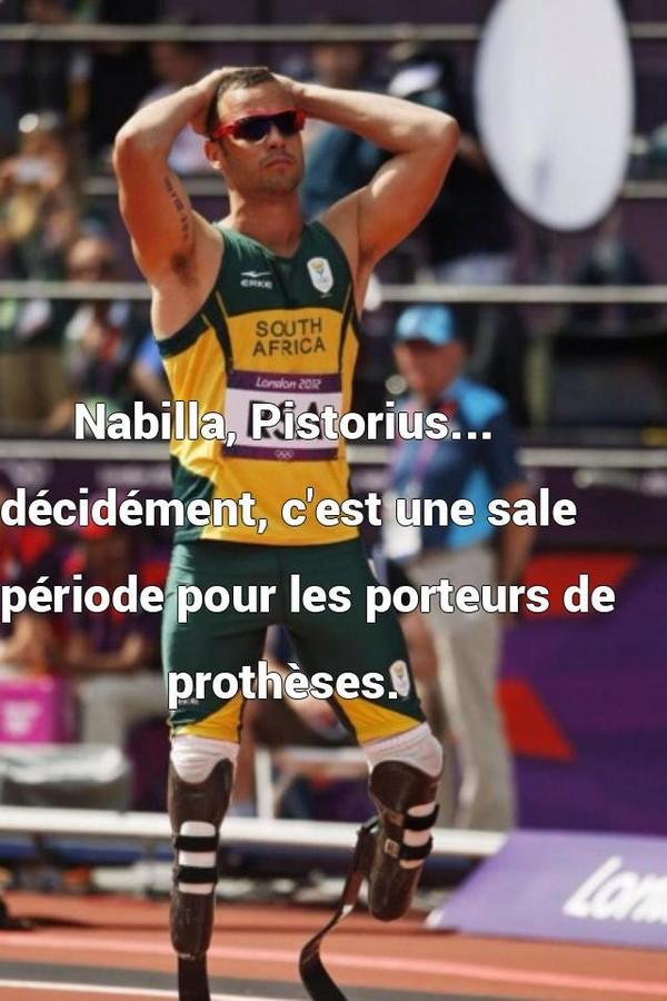 Nabilla, Pistorius... décidéme...