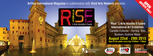 RISE - ArtTour International Magazine -