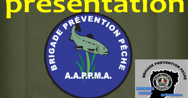 Présentation garde brigade prévention pêche