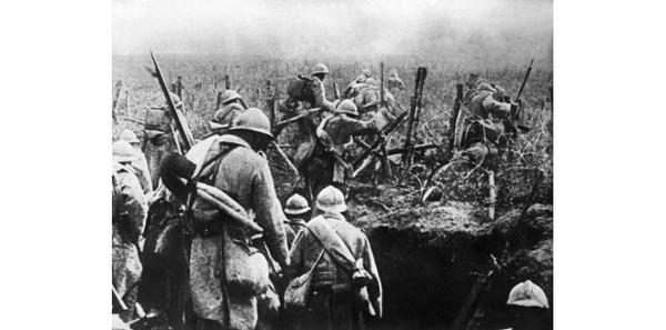Cinquante deux mois de guerre mondiale dont l'issue s'est jouée à l'ouest
