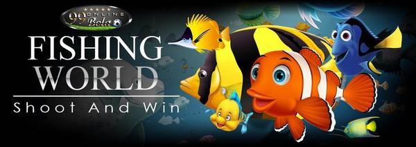Permainan Judi Tembak Ikan Online Mobile | 99 Bola