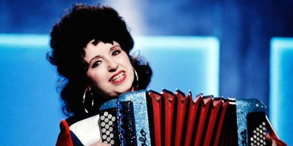 Mort d'Yvette Horner, diva de l'accordéon et des bals
