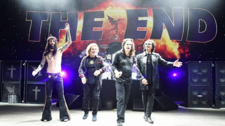 Black Sabbath, c'est terminé!