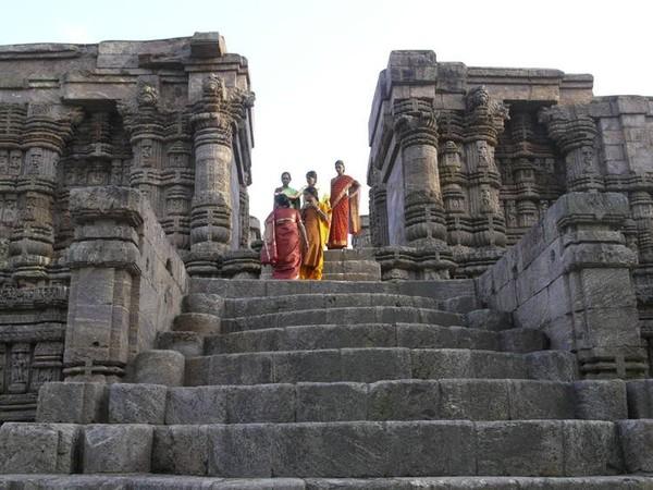 Temple du Soleil à Konârak