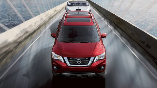 The refreshed 2017 Nissan Pathfinder to stimulate large CUV's sales